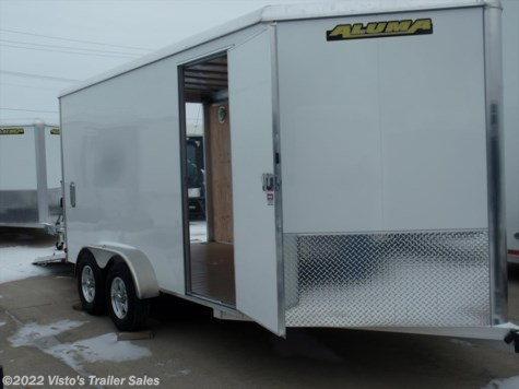 2018 Aluma  AE 7X14 Enclosed