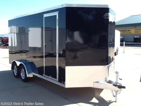 2017 ATC  7'X16' Enclosed Trailer