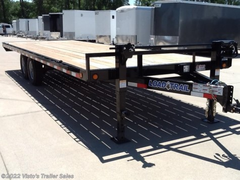 2017 Load Trail  102''X24' Deckover Trailer