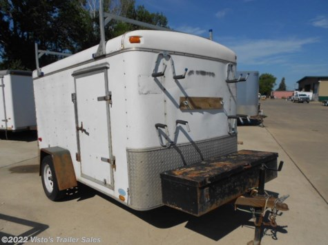 1999 United Trailers  6x10 Enclosed Trailer