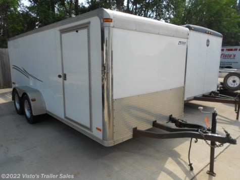 2006 Pace American  7X16 Enclosed Trailer