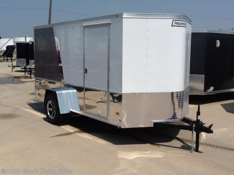 2017 Haulmark  6x12 Enclosed Trailer
