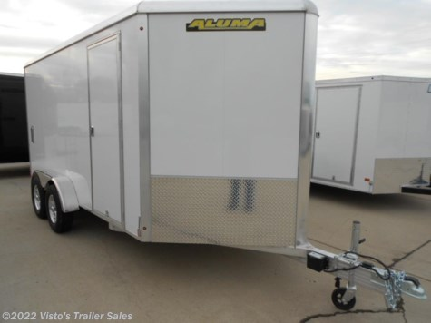 2018 Aluma  7'X14' Enclosed Trailer