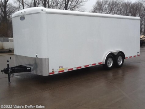 2018 Continental Cargo  8'X22' Enclosed Trailer