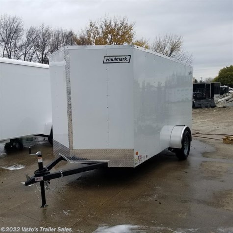 2018 Haulmark  6X12 Enclosed Trailers