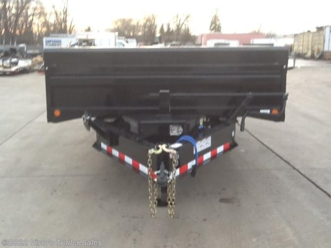 2018 Load Trail  96''X14' Dump Trailer