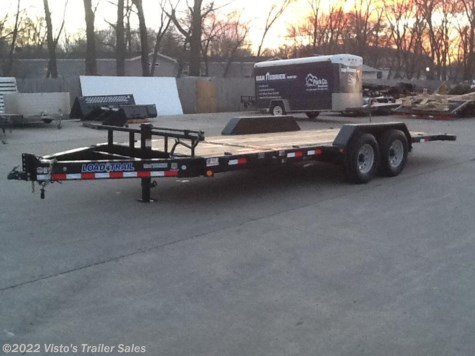 2018 Load Trail  83''X20' Tilt Trailer