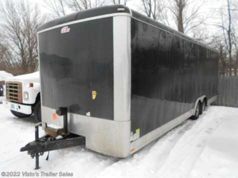 2015 Cargo Mate   8.5X26 Enclosed Trailer