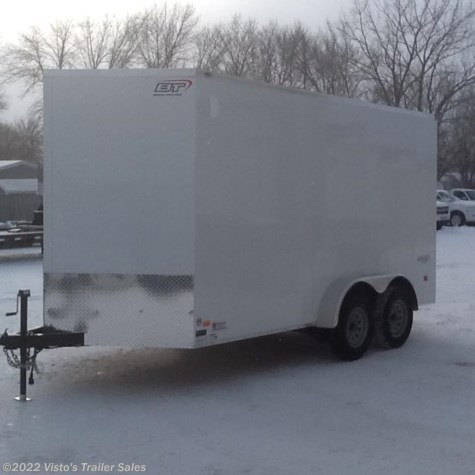 2018 Bravo  7'X14' Enclosed Trailer