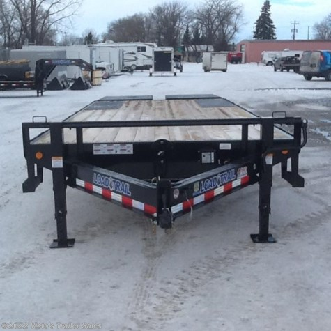 2018 Load Trail  102''X24 Deckover Trailer