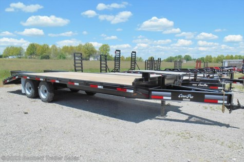New 2016 CornPro 18 + 5 (B)  (8 Ton) For Sale by Bennett Trailer Sales available in Salem, Ohio