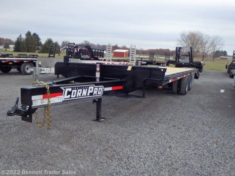 New 2020 CornPro 20 + 5  (10 Ton) For Sale by Bennett Trailer Sales available in Salem, Ohio