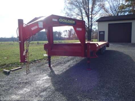 New 2020 Golden Trailers 20 + 5  (7 Ton) For Sale by Bennett Trailer Sales available in Salem, Ohio
