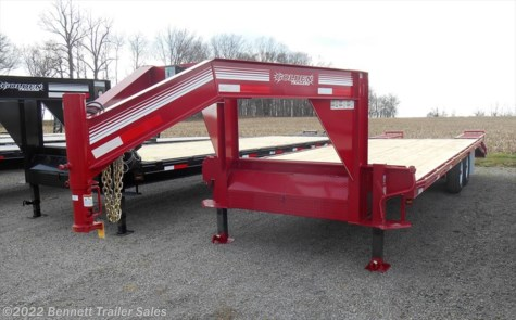 2017 Golden Trailers  20 + 5  (7 Ton)
