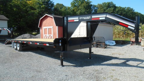 New 2018 Golden Trailers 25 + 5  (7 Ton) For Sale by Bennett Trailer Sales available in Salem, Ohio