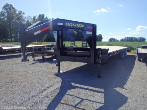 New 2020 Golden Trailers 25 + 5  (7 Ton) For Sale by Bennett Trailer Sales available in Salem, Ohio