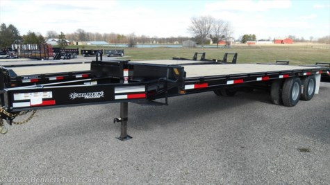 New 2019 Golden Trailers 20 + 5 (B)  (10 Ton) For Sale by Bennett Trailer Sales available in Salem, Ohio