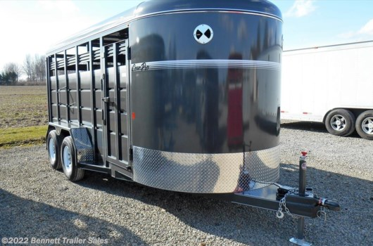 Livestock Trailer - 2018 CornPro SB-166S available New in Salem, OH