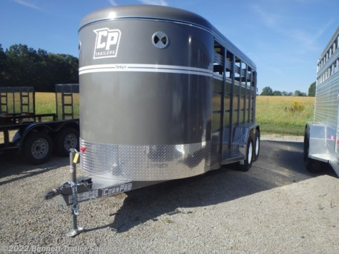 New 2021 CornPro SB-166S For Sale by Bennett Trailer Sales available in Salem, Ohio