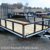 2018 CornPro UT-16L  - Landscape New  in Salem OH For Sale by Bennett Trailer Sales call (330) 533-4455 today for more info.
