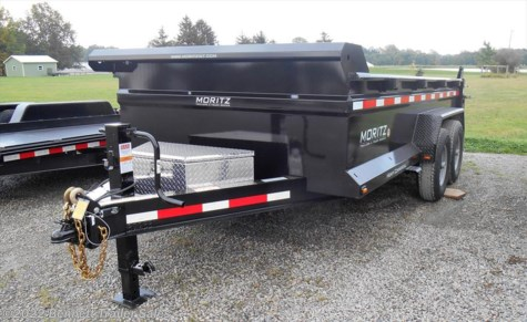 New 2018 Moritz DLBH610-14 For Sale by Bennett Trailer Sales available in Salem, Ohio