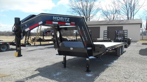 New 2018 Moritz FGSH+5-20 (8 Ton) For Sale by Bennett Trailer Sales available in Salem, Ohio