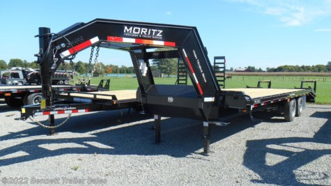 New 2019 Moritz FGSH+5-20 (8 Ton) For Sale by Bennett Trailer Sales available in Salem, Ohio