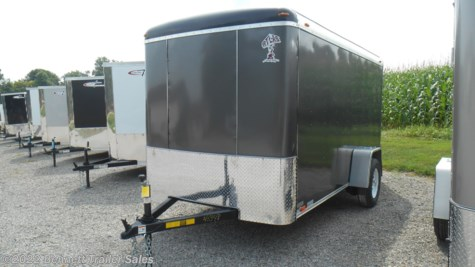 New 2019 Atlas AU612SA For Sale by Bennett Trailer Sales available in Salem, Ohio