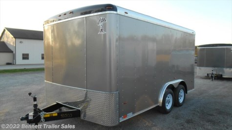 New 2018 Atlas AU814TA2 For Sale by Bennett Trailer Sales available in Salem, Ohio