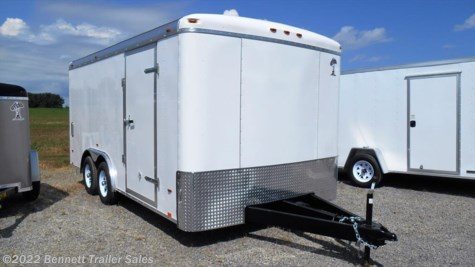 New 2018 Atlas AC816TA2 For Sale by Bennett Trailer Sales available in Salem, Ohio
