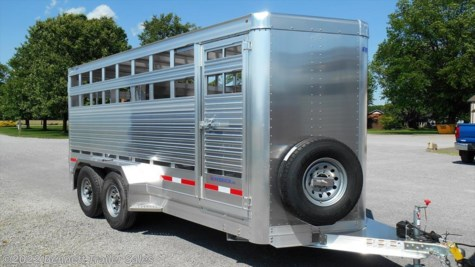 New 2018 EBY 16' BP LS MAV For Sale by Bennett Trailer Sales available in Salem, Ohio