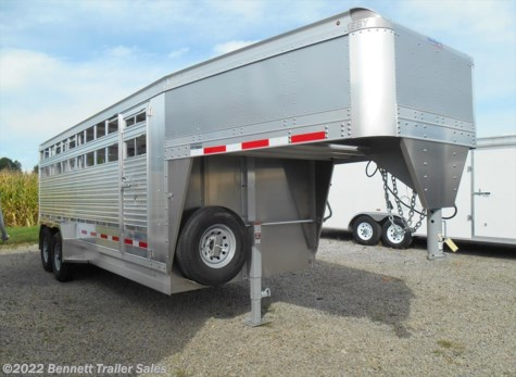 New 2017 EBY 20' GN LS MAV For Sale by Bennett Trailer Sales available in Salem, Ohio