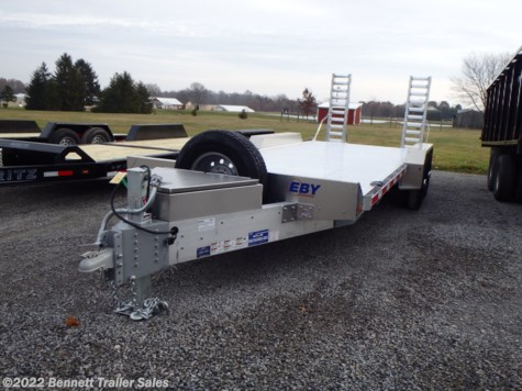 New 2020 EBY 20' Equipment (7 Ton) For Sale by Bennett Trailer Sales available in Salem, Ohio