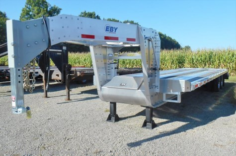 New 2020 EBY 25 + 5 GN DO (10 Ton) For Sale by Bennett Trailer Sales available in Salem, Ohio