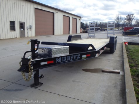 New 2021 Moritz ELBH-20 AR For Sale by Bennett Trailer Sales available in Salem, Ohio