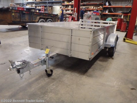 New 2019 Triton Trailers AUT10-64 For Sale by Bennett Trailer Sales available in Salem, Ohio