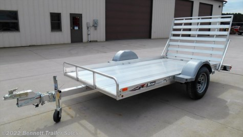 New 2017 Triton Trailers AUT10-64 For Sale by Bennett Trailer Sales available in Salem, Ohio