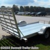 Stock Photo - Trailer will have Bifold Gate