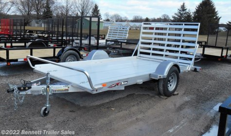 New 2018 Triton Trailers AUT12-72 For Sale by Bennett Trailer Sales available in Salem, Ohio