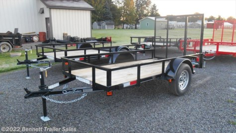 2018 Quality Trailers  B Single 60-10