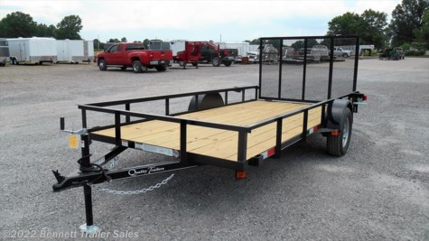 New 2018 Quality Trailers B Single 77-14 For Sale by Bennett Trailer Sales available in Salem, Ohio