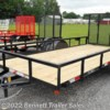 2018 Quality Trailers B Single 77-14 Pro  - Utility Trailer New  in Salem OH For Sale by Bennett Trailer Sales call (330) 533-4455 today for more info.