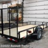 Bennett Trailer Sales 2018 B Single 77-14 Pro  Utility Trailer by Quality Trailers | Salem, Ohio