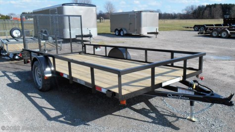 New 2018 Quality Trailers B Single 77-14 Pro For Sale by Bennett Trailer Sales available in Salem, Ohio