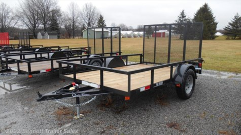 2018 Quality Trailers  B Single 77-10 Pro