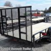 Bennett Trailer Sales 2018 B Tandem 16' Econo  Landscape by Quality Trailers | Salem, Ohio