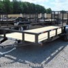 New 2018 Quality Trailers B Tandem 18' For Sale by Bennett Trailer Sales available in Salem, Ohio