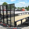 Bennett Trailer Sales 2018 B Tandem 18'  Landscape by Quality Trailers | Salem, Ohio