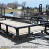 2018 Quality Trailers B Tandem 18'  - Landscape New  in Salem OH For Sale by Bennett Trailer Sales call 330-331-9281 today for more info.