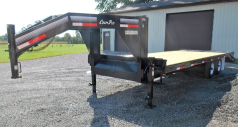 New 2018 CornPro 20 + 5  (7 Ton) For Sale by Bennett Trailer Sales available in Salem, Ohio